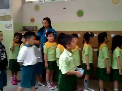 First day at Xin Zhong School Surabaya