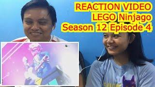 Reaction Video LEGO Ninjago Season 12 Episode 4 Superstar Rockin' Jay