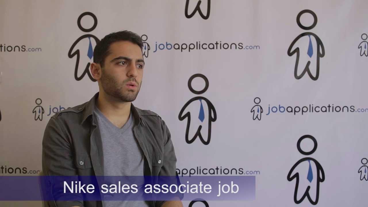 Nike Interview   Sales Associate   YouTube