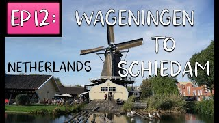 Cycling Netherlands Part 2 (RaD Ep 12): Wageningen to Schiedam
