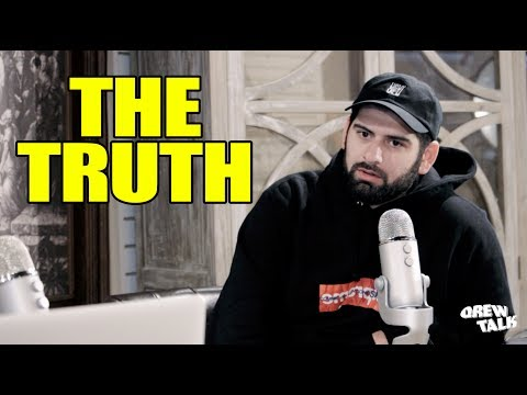 MY BEEF WITH FOUSEYTUBE + CRAZY SNEAKERCONS STORY + AND MORE