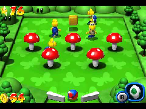 Game Boy Advance Longplay [114] Mario Pinball Land