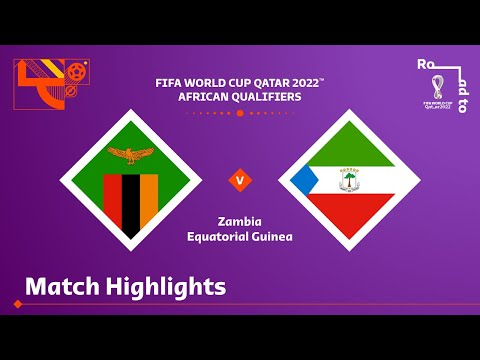 Zambia Equatorial Guinea Goals And Highlights