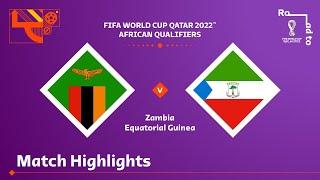 Замбия  1-1  Экваториальная Гвинея видео