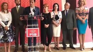 PSD Dolj, suta la suta alaturi de Liviu Dragnea