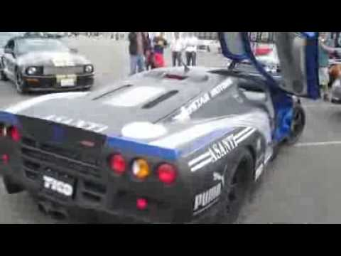 CAR 2009 : Gumball 3000 Shelby Supercars Ultimate Aero