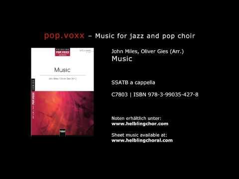 John Miles / Oliver Gies (Arr.) - Music