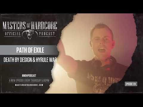 Official Masters of Hardcore podcast 124 by Death By Design