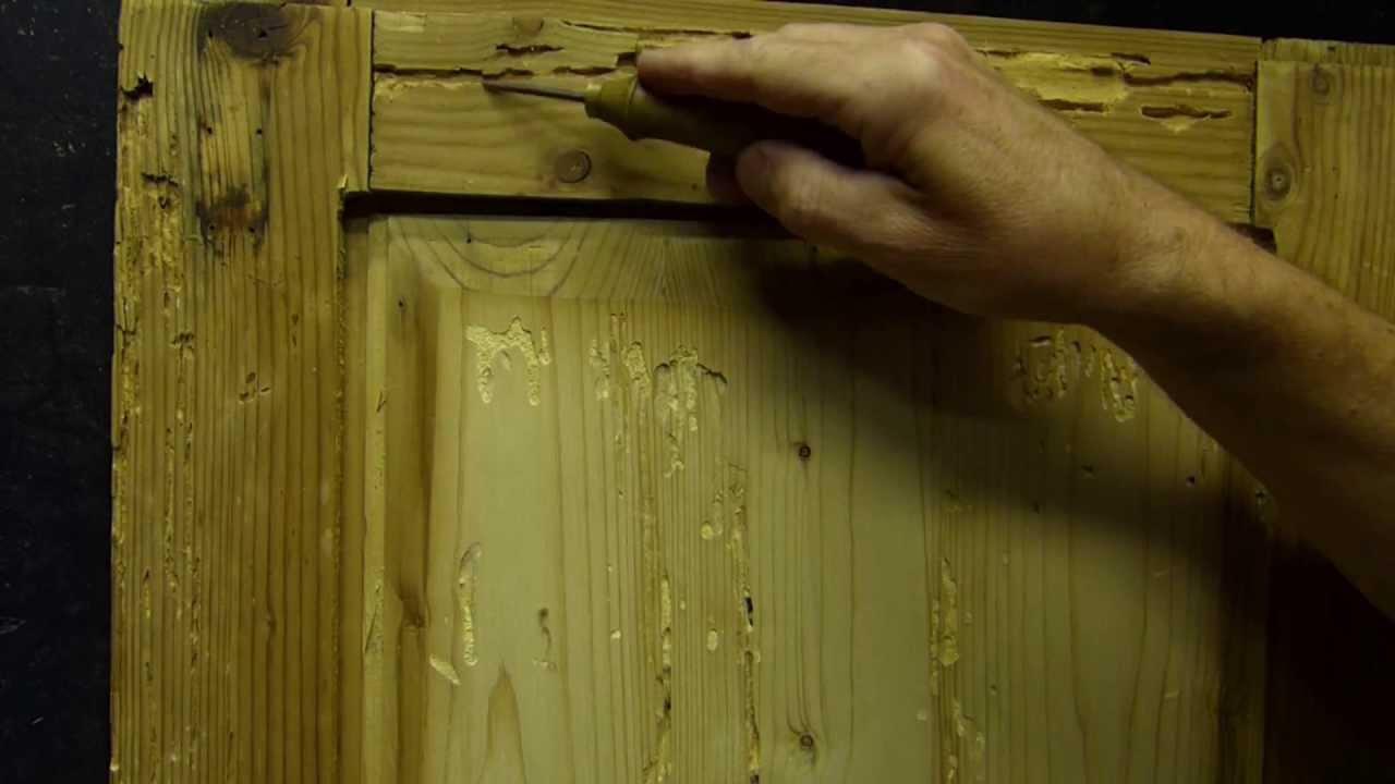Den Hausbock Im Mobel Mit Hitze Toten Woodworm Killing With Heat