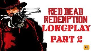 Xbox 360 Longplay [139] Red Dead Redemption (part 2 of 5)