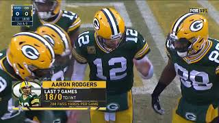 2016 - Giants @ Packers NFC Wild Card