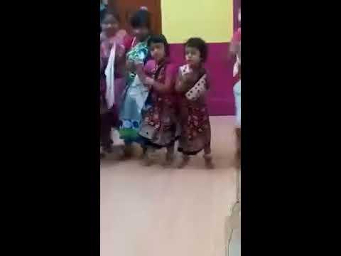 sambalpuri dance practice kids