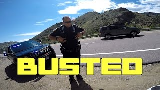 Police Officer Stops Me for a FELONY??