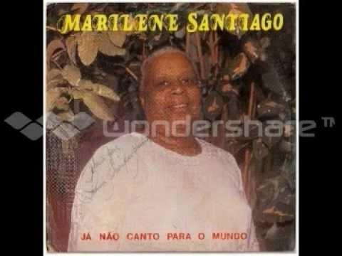 LP-   Já  Não   Canto Para  o   Mundo 1988     canta  MARILENE  SANTIAGO