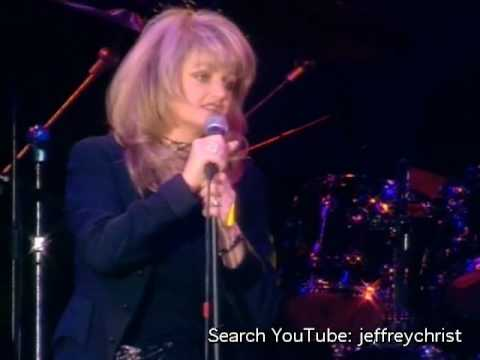 Bonnie Tyler ~ To Love Somebody (Live In Barcelona Part 4/11)