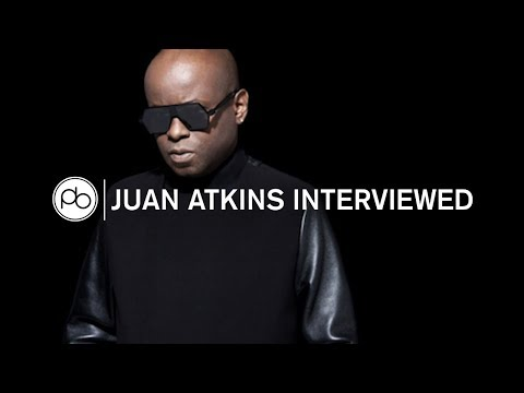 An Interview with Techno Pioneer Juan Atkins (Model 500, Belleville Three)