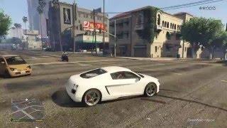 Что можно творить в GTA 5 на PS4 | #ps4itsverygood