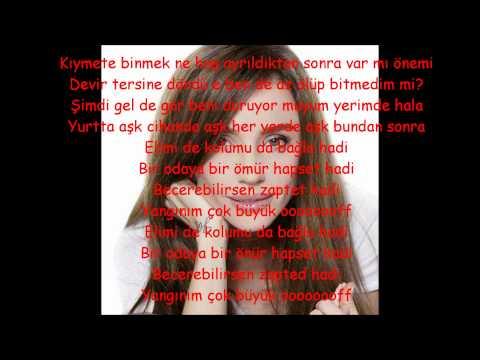 Gülşen - Yurtta Aşk Cihanda Aşk (Karaoke)
