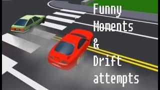 Roblox Horizon Moments (Traffic, Lag, drifts and Mafia?)