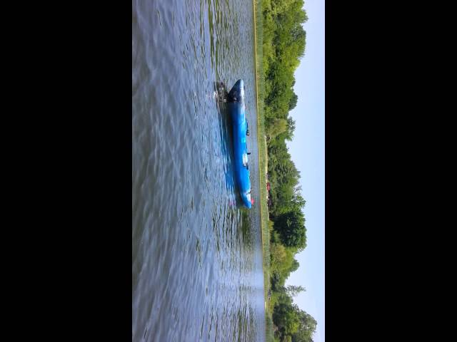 Native watercraft slayer 12 stability test