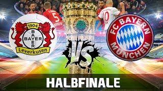 DFB POKAL LEVERKUSEN vs FC BAYERN 2:6 | HALBFINALE Topps Orakel