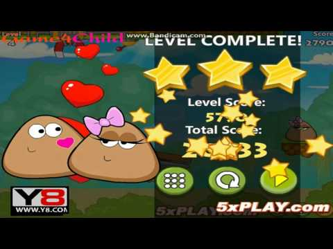 Review Game - Puzzle Game: Pou Love Story.