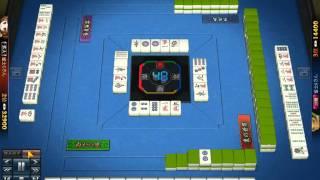 無料3Dオンライン麻雀「雀龍門3」 垂れ流しその5
