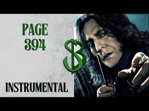 Professor Snape: Harry Potter Song (Instrumental)