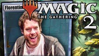 Jeder Magiermeister fängt mal klein an | Magic The Gathering Arena mit Florentin #02