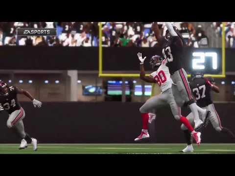 MADDEN NFL 19 SLOT CORNERBACK CAREER MODE # 2