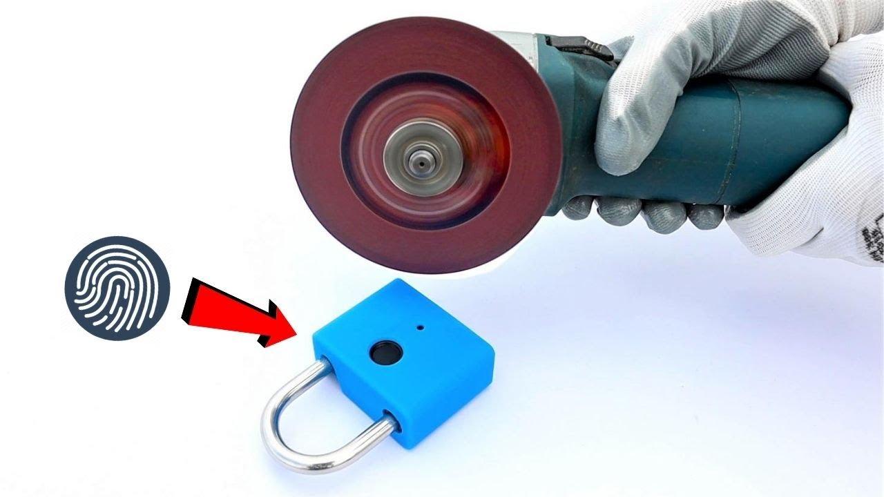 What is Inside Fingerprint Smart Door Lock | फिंगरप्रिंट से खुलने वाले लॉक के अंदर का राज़ |