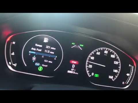 2018 Honda Accord Sport first drive - YouTube