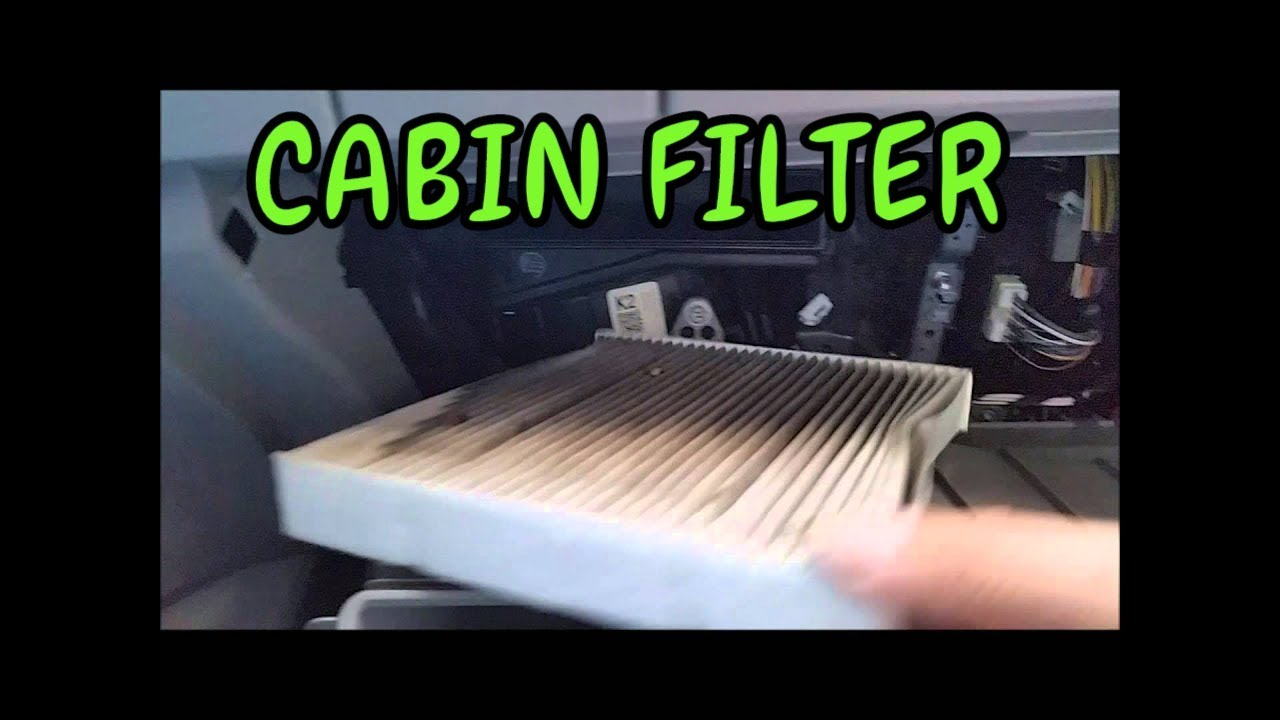 Watch on 2006 corolla air filter