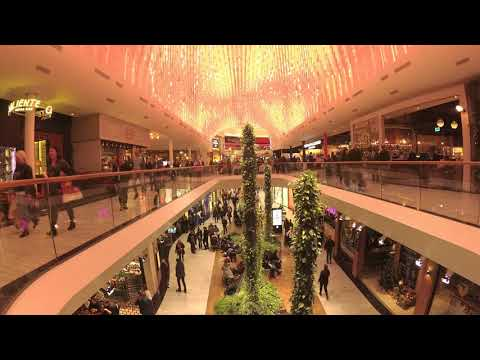 Mall of Scandinavian Time-Lapse, Stockholm, Sweden.