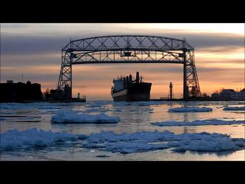 A Compilation Of The 1st Saltie Arrival In Duluth MN