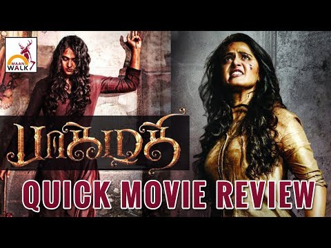 Bhaagamathie Tamil Quick Movie Review |...