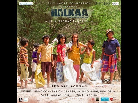 Halkaa Movie - Trailer Launch
