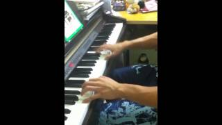 The Script - Hall of Fame ft. will.i.am Piano Cover