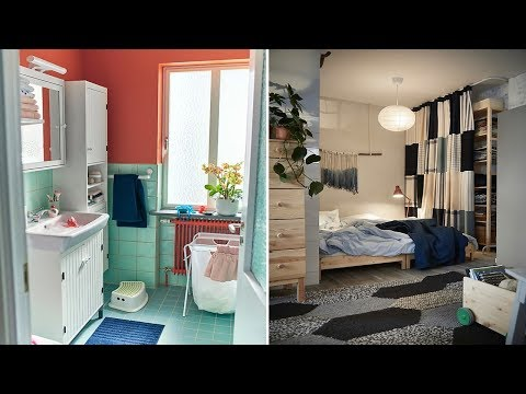 IKEA INSPIRATION: Small Spaces Ideas