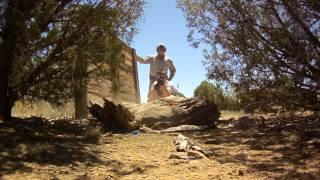 Smith & Wesson M Sport - Kneeling