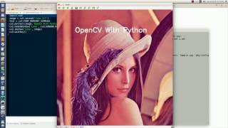 Install Opencv 3.1.0 on Ubuntu 14.04 and example in cpp and python