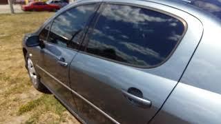 Peugeot 407 2004 обзор