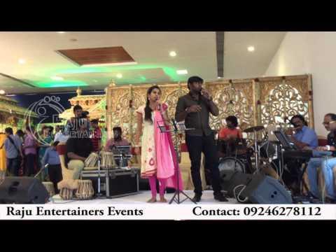 Eenade Edo Ayyindi|| Song|| Sravana Bhargavi & Deepu Singers - Raju Events 09246278112