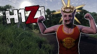 [H1Z1] The King Of Idiots!