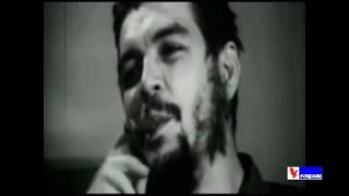 """EL CHE GUEVARA recita   """"Los heraldos negros"""" DE CESAR VALLEJO"""