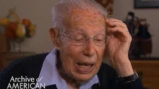 Inventor Robert Adler on developing the fringe log - TelevisionAcademy.com/Interviews