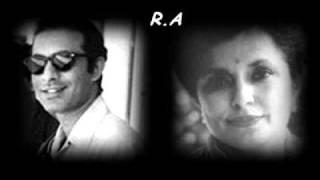 Apna banake phir kyun bhulaya Film mumtaz mahal (1957) Singers (Talat, Sudha)