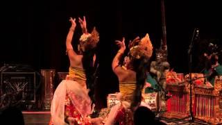 CalArts Balinese Gamelan Burat Wangi 5-2-2014