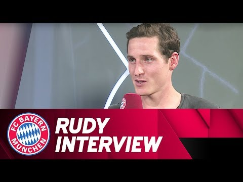 """Rudy: """"We want to win every single match"""" - Interview With Our New Recruit   FC Bayern"""