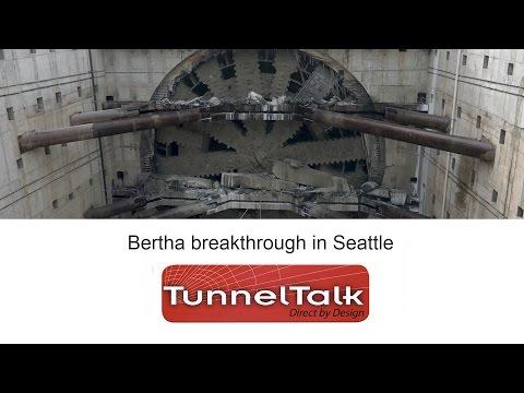 Bertha completes its